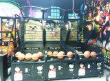 催し物の硬貨によって作動させるゲームの贅沢な通りのバスケットボール機械