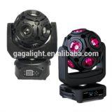 Bewegliches Hauptfußball-Licht des disco-Licht-12*12W 4in1 LED
