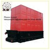 Caldeira despedida do petróleo quente de carvão industrial do certificado de ASME