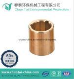 Fabrikant van China paste de Goedkope CNC Ring van het Brons van de Ring van het Messing aan