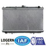 Radiateur en aluminium du véhicule Ni-108 pour Nissans Aimera'02- Mt