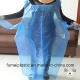 Plastik 8.5g/PC blaue und weiße Schutzbleche