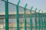 工場供給は網の塀を拡大する