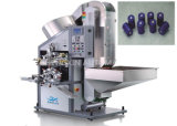 알루미늄 Cap Top Surface Automatic Hot Stamping Machine 3600PCS/Hr