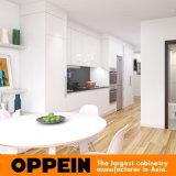 Мебель дома кухни квартиры белая самомоднейшая деревянная HPL Австралии (OP15-HS5)