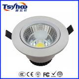 Потолок 5-30W СИД Downlight УДАРА Downlight Approved угла Ce регулируемый