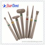 Diamant Burs de qualité d'équipement dentaire