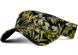 Refrescar los sombreros del casquillo del visera de Sun del modelo de flor del diseño