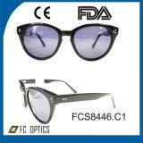 UV400 Proteção óculos de sol quadro de óculos