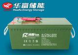 batteria acida al piombo del gel di 12V 200ah Runchun