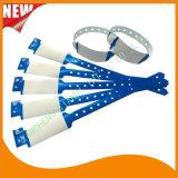 Faixas médicas do bracelete dos Wristbands da identificação do plástico (8020A14)