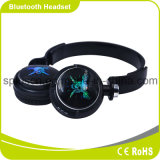 Moderner und bunter Bluetooth Kopfhörer mit LED-Licht