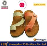 Nueva China señora zapato ocasional de la fábrica de zapato de 2016