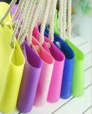 Sommer-Süßigkeit-Farben-Schulter-Silikon-Beutel für Strand Sh-16031109