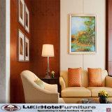 中国の木の日光の贅沢な寝室のホテルセット