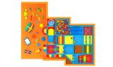 2016 heißes verkaufenkind-Plastikinnenspielplatz-Gerät für Kinder