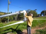 Nuovo Small Wind Turbine 2kw Wind Generator
