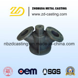 Pezzo fuso di sabbia duttile del ferro della fonderia dell'OEM Cina per il macchinario di costruzione