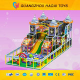 Attrected Design Standard europeu Kids Indoor Soft Playground para Sale (A-15269)