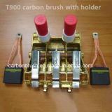 Natural Grafite Elétrica escova de carbono para o Motor (T900)