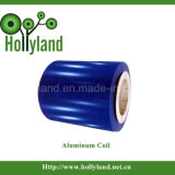 Cubierto y grabó la hoja de aluminio de la bobina (ALC1115)