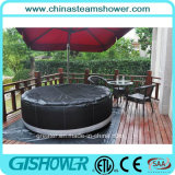 파열 Outdoor Hot Tub (pH050010)