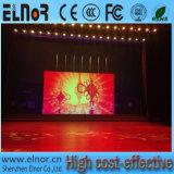 높은 광도 P4 실내 풀 컬러 LED 게시판