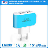 5V 3.1A USB Charger Adapter Wall Portable EU Us Plug Mobile Phone