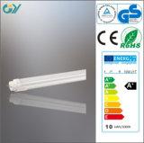 Éclairage alumineux lumineux élevé de tube de 10W LED avec du CE RoHS
