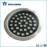 Indicatori luminosi subacquei del LED, indicatore luminoso impermeabile del LED, indicatore luminoso della piscina del LED