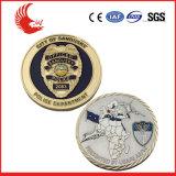 記念品のためのカスタマイズされた記念する硬貨