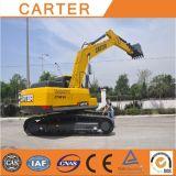Excavatrice hydraulique lourde multifonctionnelle chaude de chenille de pelle rétro des ventes CT240-8c