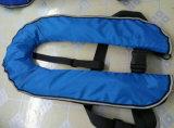 Veste inflável automática 275n da segurança do colete salva-vidas com boa qualidade