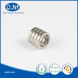Seltene Massen-gesinterter permanenter Ring NdFeB Magnet für Motorgenerator