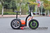 Moteur fait neuf de vente chaud de Burshless de 2016 portées scooter électrique de mobilité