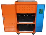 8000W Built dentro con CA Charger Inverter + Controller+Battery Solar Power System Cabinet