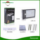 屋外450lm 36 LEDの太陽エネルギーの動きライトPIR動きセンサーライト庭の機密保護ランプ