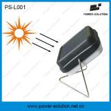 Portable 2 años de garantía y mini lámpara de lectura solar comprable del LED