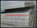 Galvanizado de malla abierta de acero Suelos De Reja fabricante profesional