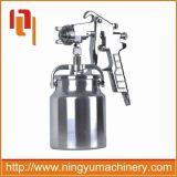 injetor de pulverizador de alumínio da pintura da sução do copo de pintura 1000ml