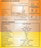 Rearview Systeem van de Visie van het Voertuig van de Camera IP69k van de Vertoning van de Spiegel Waterdichte Achter