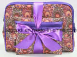 Nettes Stylish Two in Ein Travel Toiletry Makeup Cosmetic Coin Purse Bag