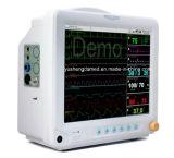 12.1 pulgadas - alto monitor paciente calificado del equipo de la diagnosis médica