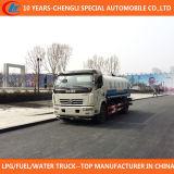 carro del tanque diesel de agua de 4cbm 5cbm 4t 5t