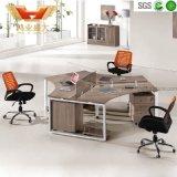Moderne 3 Sitzbüro-Partition-Zelle