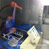 Machine de peinture de pulvérisation pour l'interpréteur de commandes interactif d'ordinateur portatif