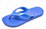 Тапочка Flop Flip людей с подошвой PVC и планками (RF16194)