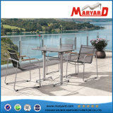Morden New Design Outdoor Sling Textile Chaise et meubles de table
