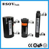 Cylindre hydraulique temporaire de double de Soupape d'arrêt-Rr-Séries