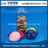 560ml Square Pet Plastic Food Packaging Can